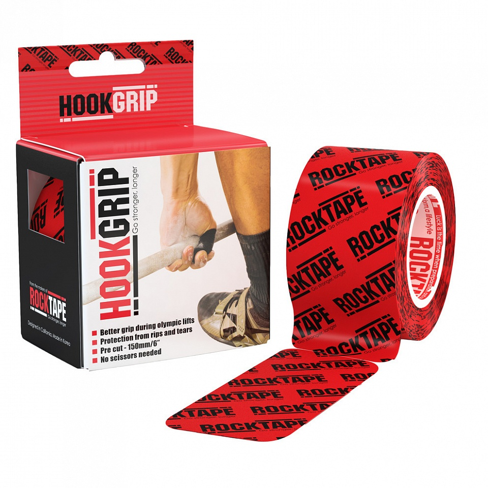Rock Tape Hookgrip 32 полоски